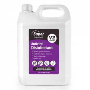 Super Antiviral Disinfectant 5L