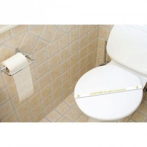 Sanitized WC Strips
