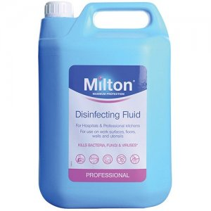 Milton 5L Disinfecting Fluid